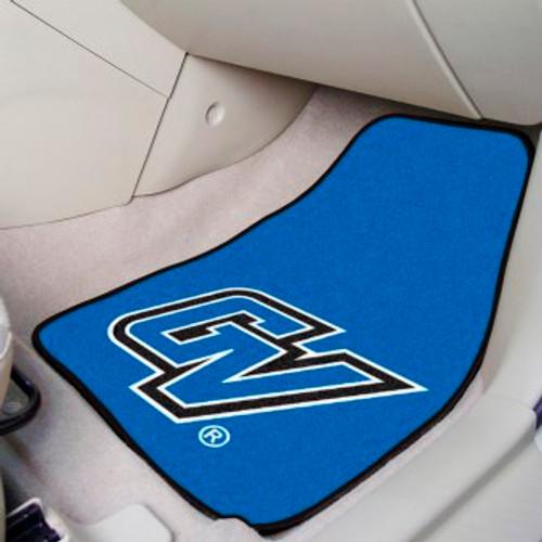 Grand Valley State University 2-pc Carpet Car Mat Set