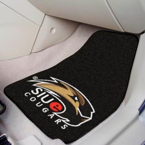 Southern Illinois University - Edwardsville 2-pc Carpet Car Mat Set