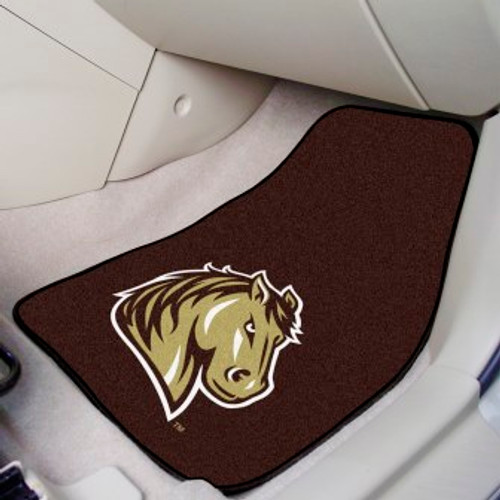 Southwest Minnesota State University 2-pc Carpet Car Mat Set