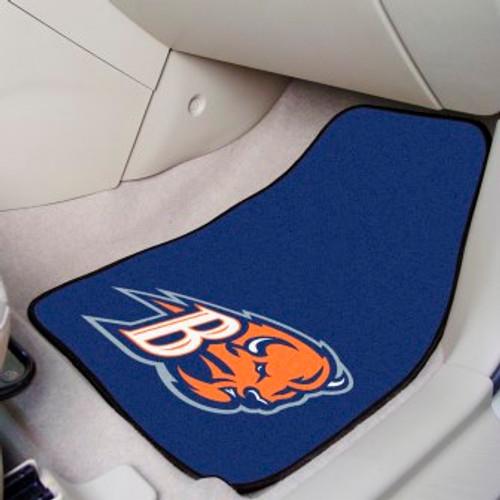 Bucknell University 2-pc Carpet Car Mat Set