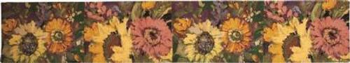 Floral Workshop Table Runner