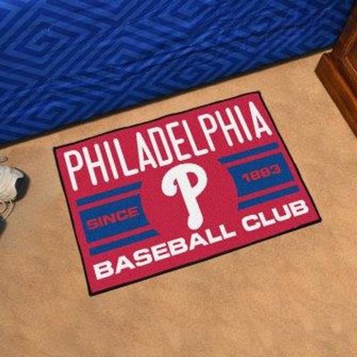 Philadelphia Phillies Baseball Club Starter Mat