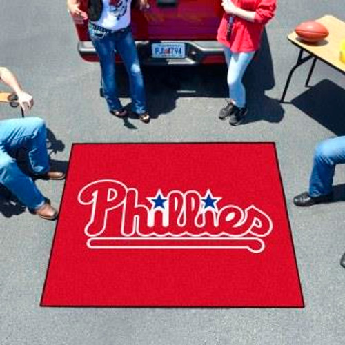 Philadelphia Phillies Tailgater Mat