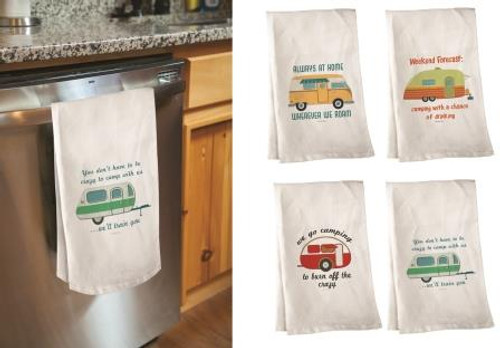 Camping Hand Towels