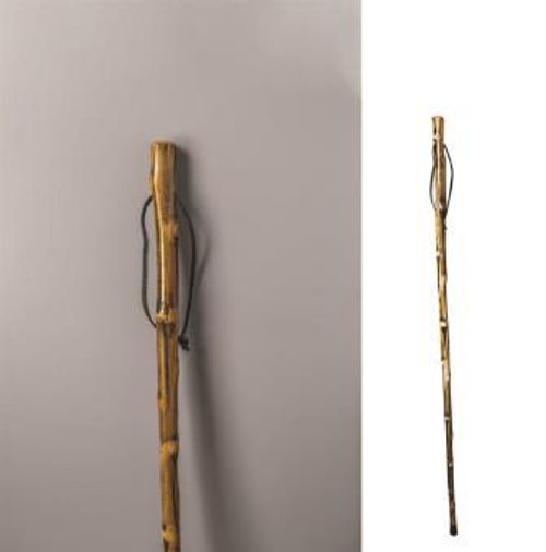 Lodge Take Hike Walking Stick With Groves Set of 4