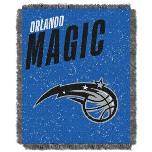 Orlando Magic Headliner Woven Tapestry Throw Blanket