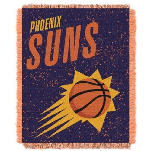 Phoenix Suns Headliner Woven Tapestry Throw Blanket
