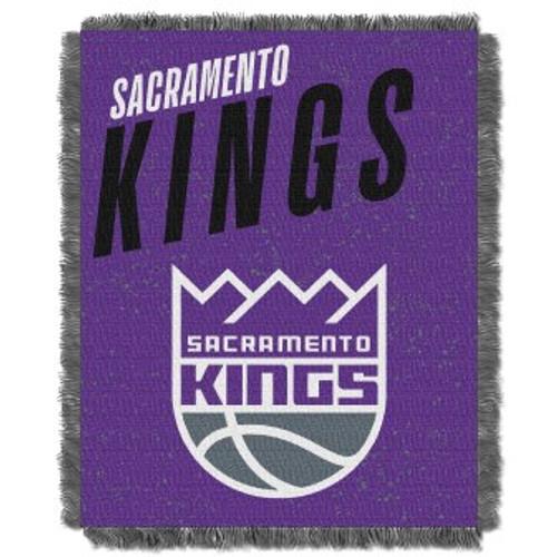 Sacramento Kings Headliner Woven Tapestry Throw Blanket