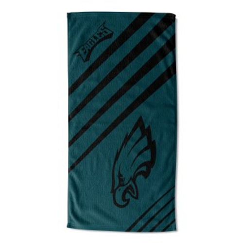 Philadelphia Eagles 36x72 Upward Beach Towel Mat