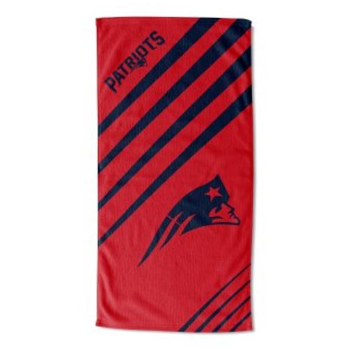 New England Patriots 36x72 Upward Beach Towel Mat