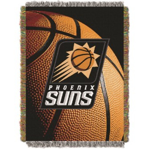 Phoenix Suns Photo Real Woven Tapestry Throw Blanket