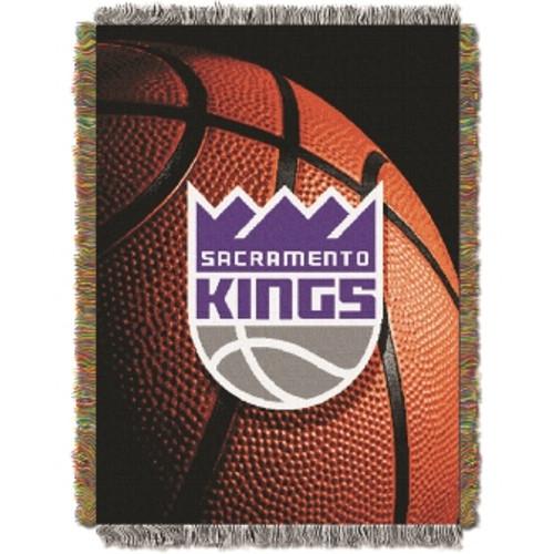 Sacramento Kings Photo Real Woven Tapestry Throw Blanket