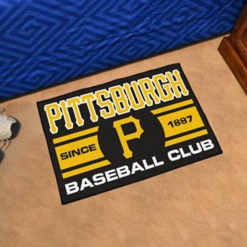Pittsburgh Pirates Baseball Club Starter Mat