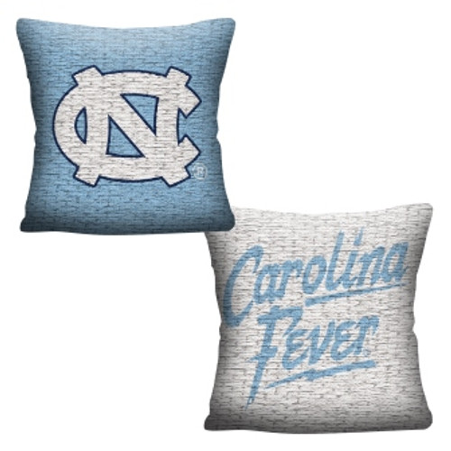 University of North Carolina - Chapel Hill Official NCAA Invert Woven Pillow