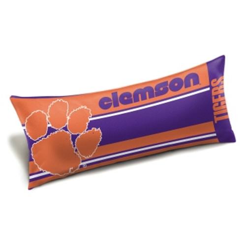 Clemson Tigers Official NCAA Seal Body Pillow