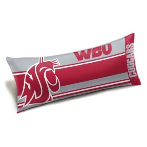 Washington State Cougars Official NCAA Seal Body Pillow