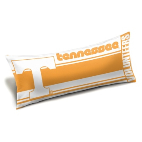 Tennessee Volunteers Official NCAA Seal Body Pillow