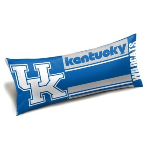 Kentucky Wildcats Official NCAA Seal Body Pillow