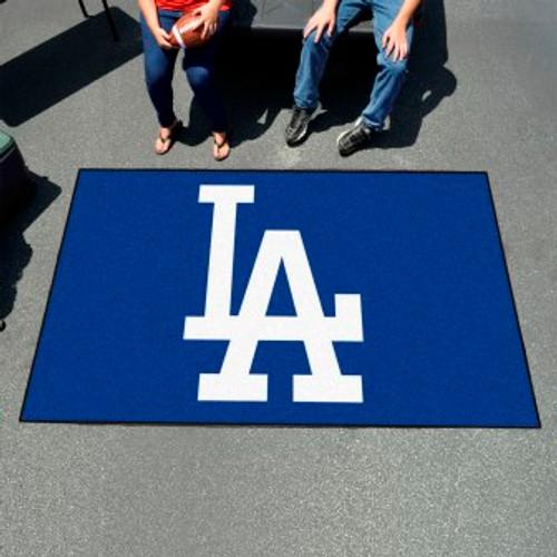 Los Angeles Dodgers Logo Ulti-Mat