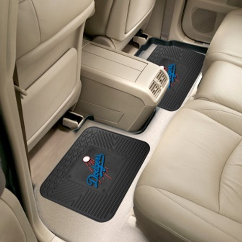 Los Angeles Dodgers Utility Mats 2 Pack
