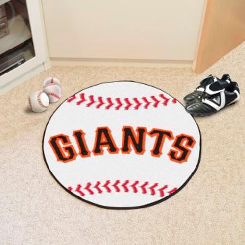 San Francisco Giants Baseball Mat