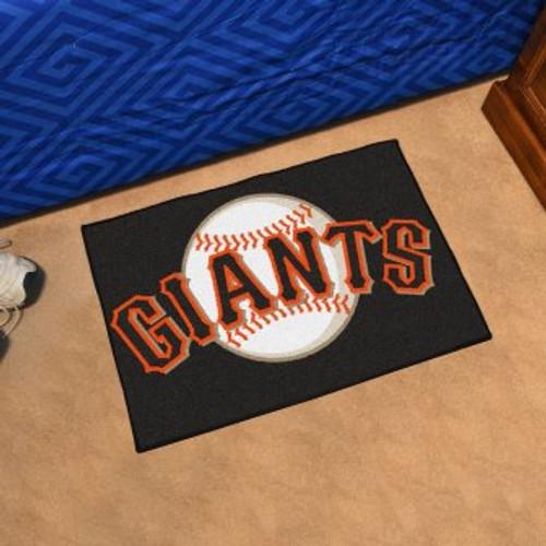 San Francisco Giants Starter Mat
