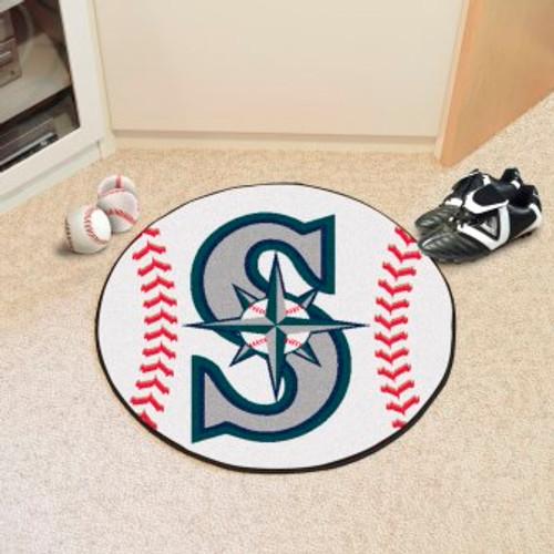 Seattle Mariners Baseball Mat