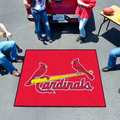 St Louis Cardinals Tailgater Mat