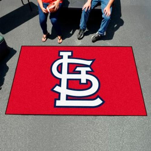 St Louis Cardinals Logo Ulti-Mat
