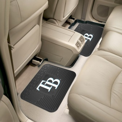 Tampa Bay Rays Utility Mats 2 Pack