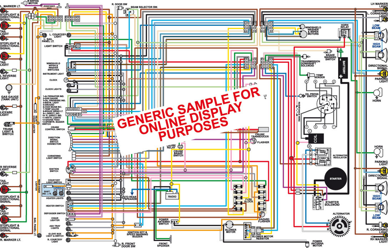 ML13072, Wiring Diagram, Diagram, Wiring, Mopar, A Body, Classic Car,  Muscle Cars, Barracuda, cuda, challenger, valiant, dart, scamp, duster,  demon, roadrunner, road runner, gtx, charger, superbee, super bee,  plymouth, dodge, belvedere, satellite,Mr Moparts