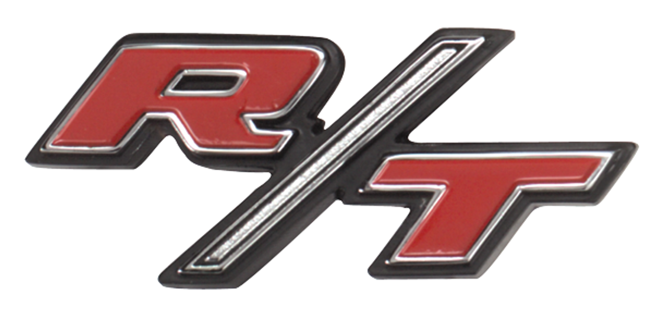 "Emblem Tail Panel 69 Charger ""R/T"""