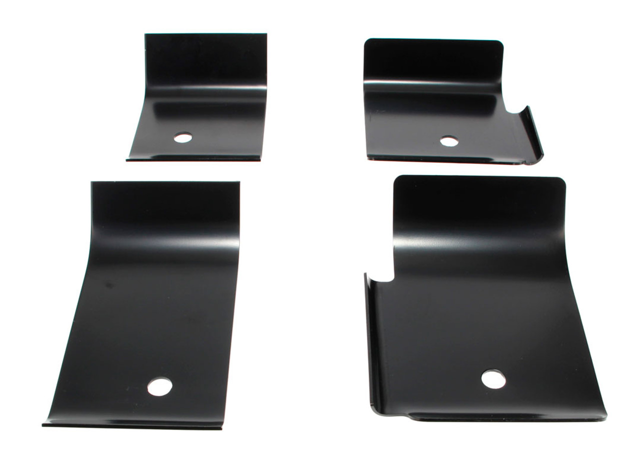 Bucket Seat Reinforcement Braces 66-70 B Body