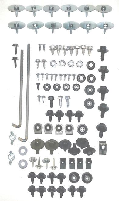 A Body - Hardware & Fasteners - Bolt Kits - Page 1 - MrMoparts