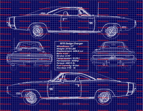 wiring diagram for a 440 in a 72 dodge dart electrical schematic