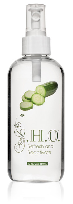 S.H.O. Cucumber Refresh & Reactivate Spritz 12oz.