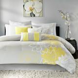 Free Shipping! Yellow Lola Comforter by Set Madison Park