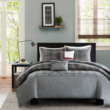 Free Shipping! Daryl Duvet Cover Set by Intelligent Design