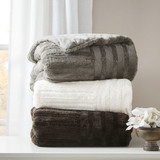 Free Shipping! Arctic Ultra Plush Down Alternative Throw by  Madison Park