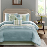 Amherst 7 Piece Comforter Set by Madison Park