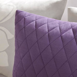 Sale! Purple & White 6 Piece Printed  Comforter Set by Madison Park