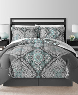 Pyramid Collection 8-Pc. Comforter Set