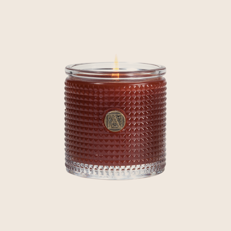 Aromatique Pumpkin Spice Scented  Soy Candle-6oz.