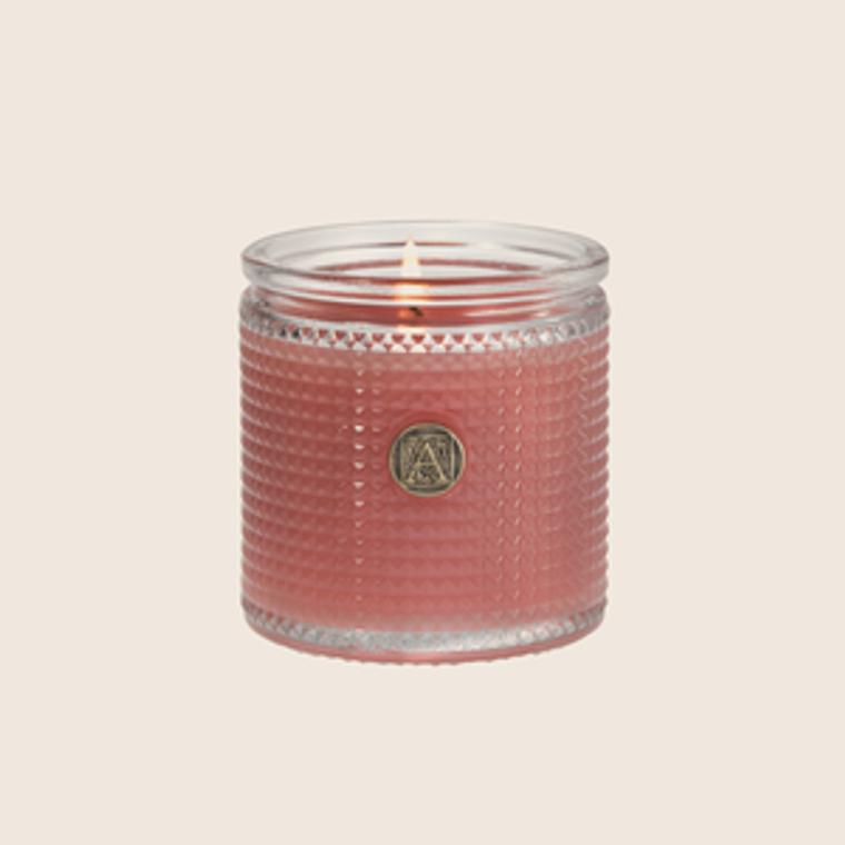 Aromatique Pomelo Pomegranate Scented Candle-6 Oz.