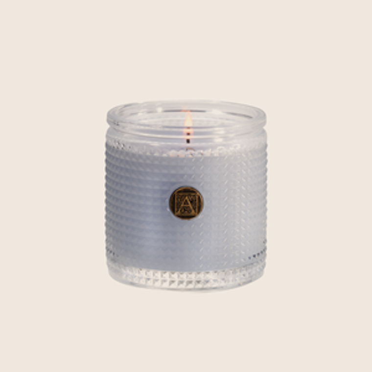 Aromatique Viola Driftwood Scented Candle-6 oz.