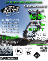 Plainfield Bott Park Contest 2021 - Spring