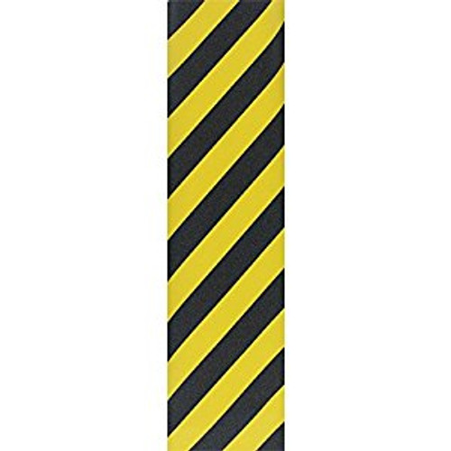 PIMP GRIP HAZARD STRIPE SINGLE SHEET 9.0""