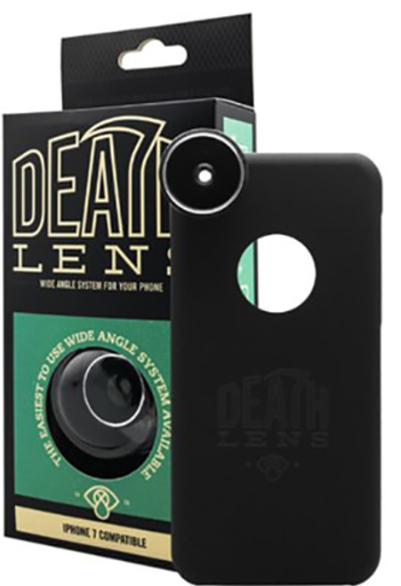 DEATH LENS IPHONE 7 WIDE ANGLE LENS