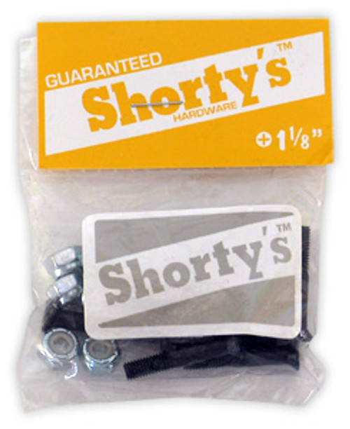 "SHORTY'S HARDWARE LONGBOARD SET PHILLIPS 1 1/8"""