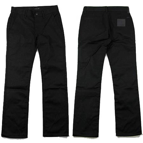 Krew Klassic Jeans (Black)